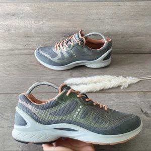 Ecco Biom Fjuel Tie Walking Shoes